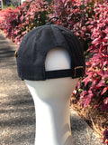Black Trea Butter STRAP-BACK