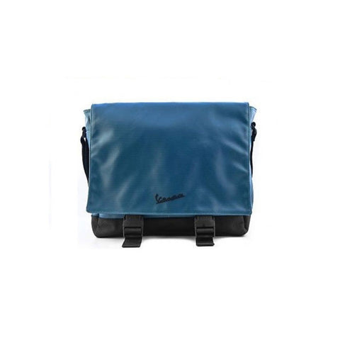 Vespa Vinyl Messenger Bag