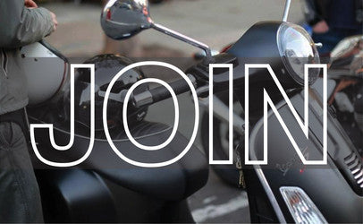 Join Vespa Club NYC