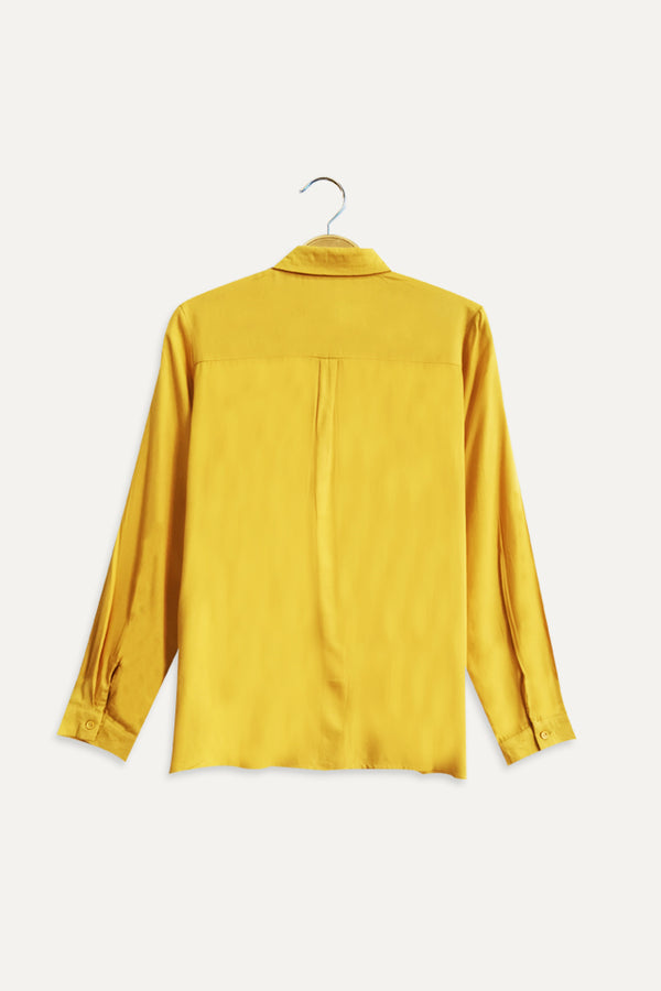 Long Sleeve Shirt - Yellow