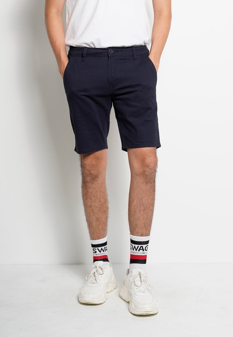 Men Short Pants - Navy