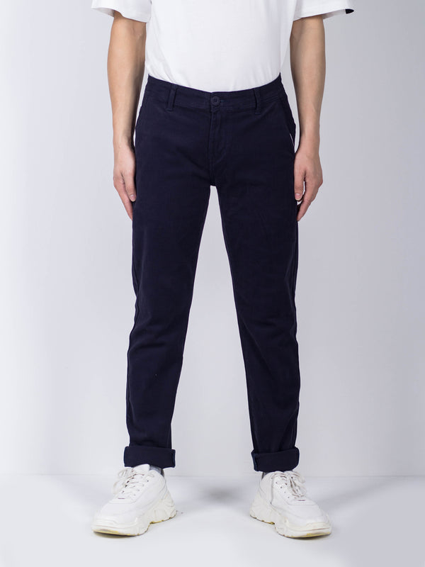 Long Pants Slim Fit - Navy