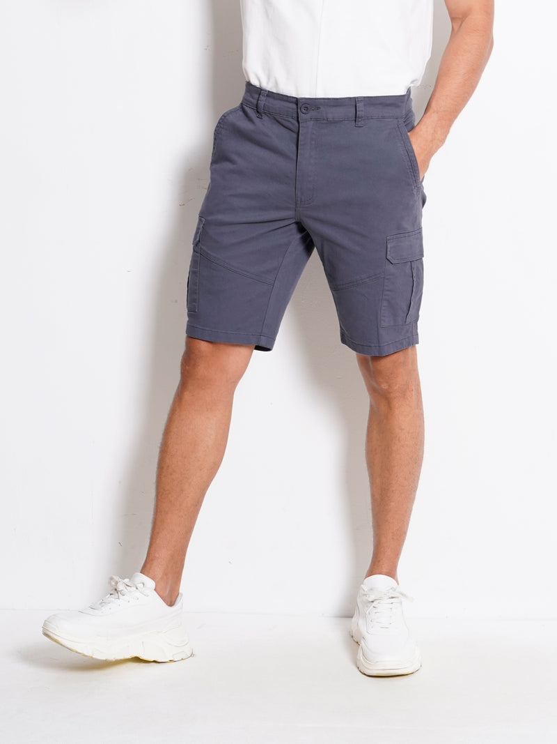 Short Pants Cargo - Dark Grey