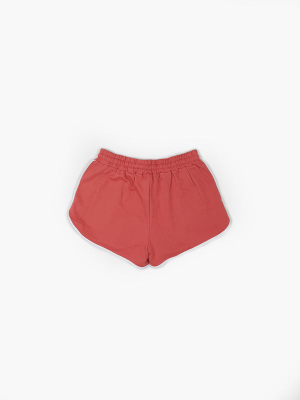 Short Jogger  - Dark Red