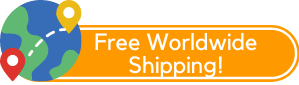 Free Worldwide Shippine