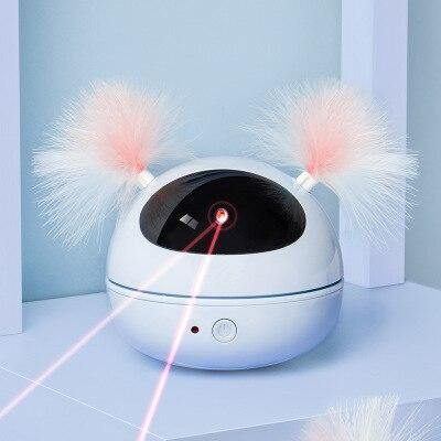 Roly-Poly 360 Laser Robot Cat Toy