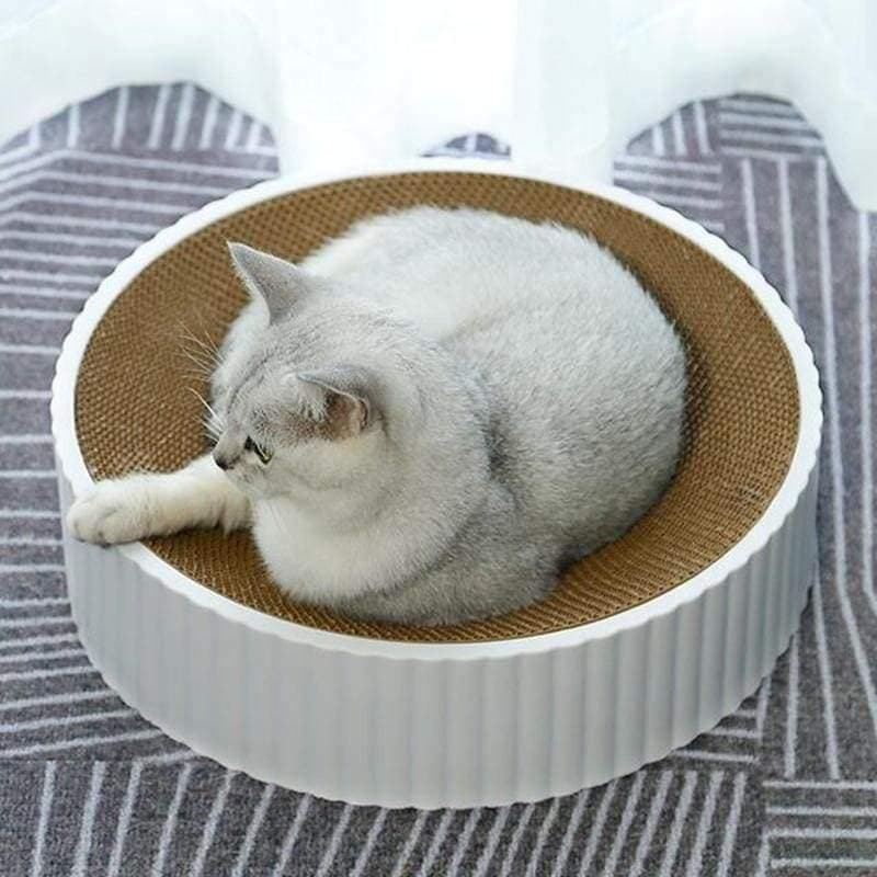 Scratch It Up! High-density Corrugated Scratching Board - KittyNook