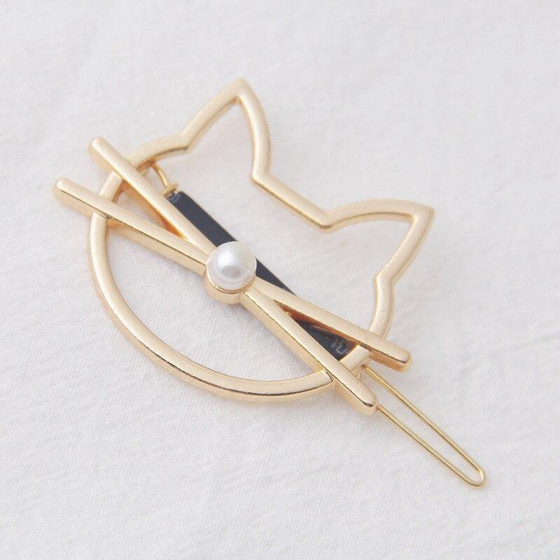 Simply Elegant Cat Hairpin