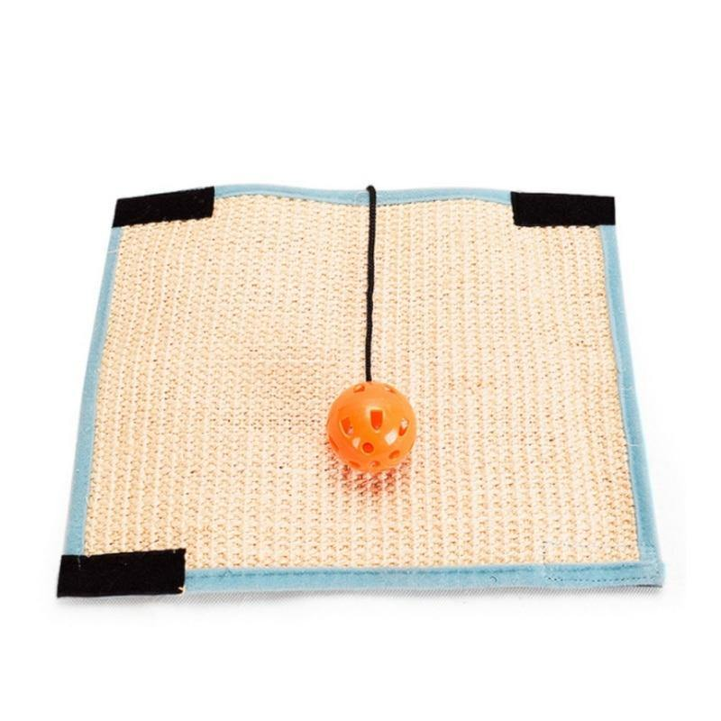 Keep it Protected Sisal Cat Mat - KittyNook