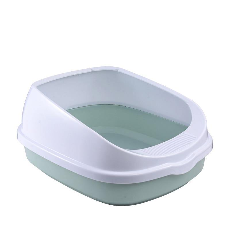 Home De Toilette Anti Splash Litter Box