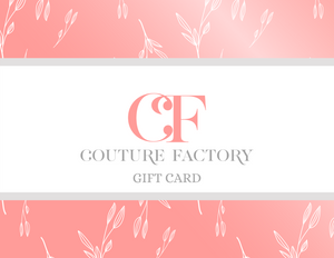 🎁 Couture Factory Gift Card 🎁
