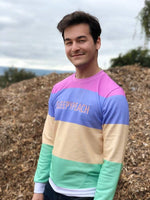 The Pastel Sweatshirt - Sleepy Peach