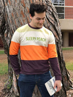 The Maple Sweatshirt - Sleepy Peach