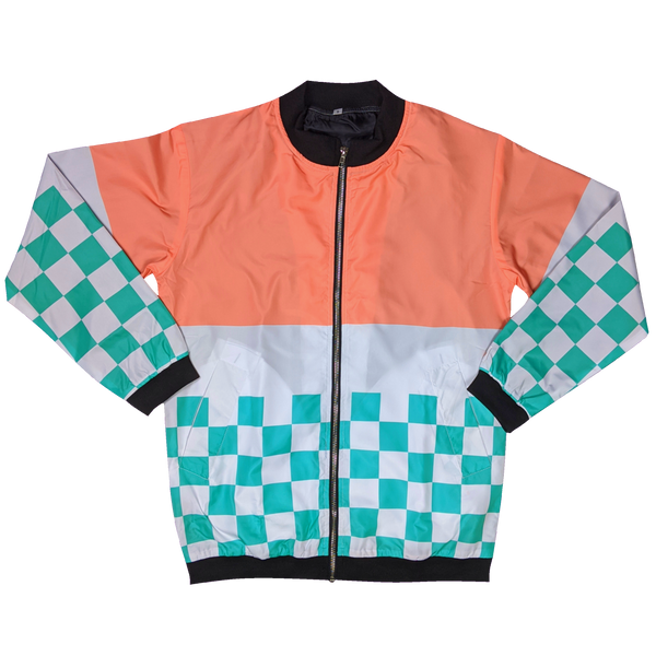 The Citrus Bomber Jacket