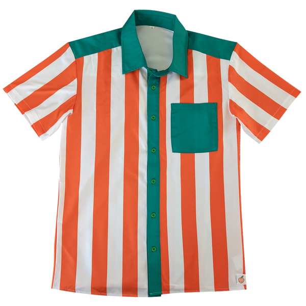 The Corn Dog Vendor Button Up