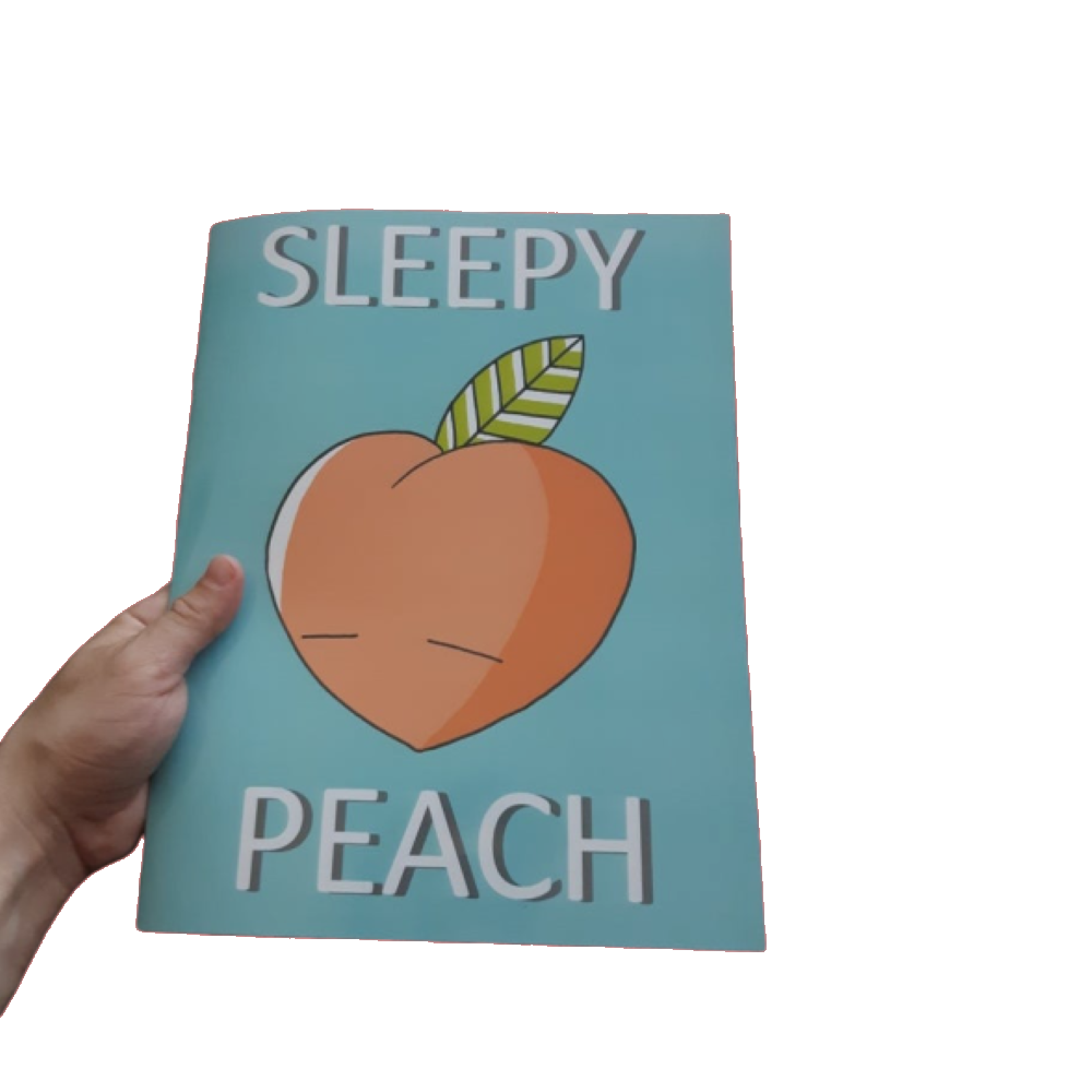 The Sleepy Peach 2019 Magazine