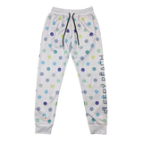 The Polka Dot Pants - Sleepy Peach