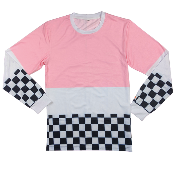 The Sakura Chip Racer Shirt