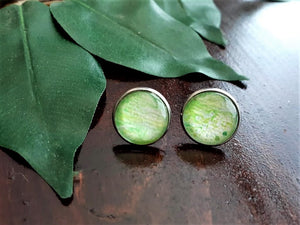 XLg Green Studs