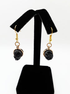 Black Genuine Stone