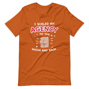 Scaled Agency To The Moon