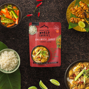 Passage Foods Balinese Curry Sauce