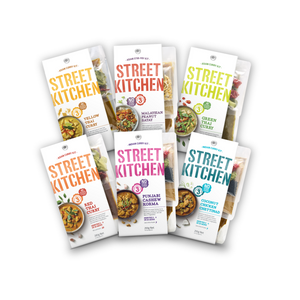 Street Kitchen Scratch Kits Bundle
