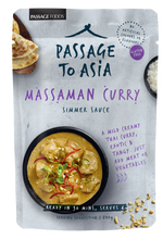 Load image into Gallery viewer, Passage to Asia - Massaman Curry Simmer Sauce