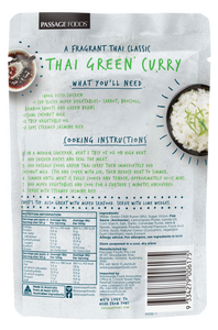 Passage to Asia - Green Thai Curry Simmer Sauce