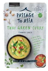 Passage to Asia - Thai Green Curry Simmer Sauce