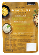 Load image into Gallery viewer, Passage to India - Mango Chicken Curry Simmer Sauce
