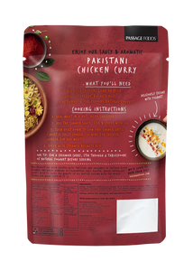 Passage to Pakistan - Chicken Curry Simmer Sauce