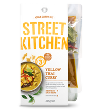 Load image into Gallery viewer, Street Kitchen Asia - Yellow Thai Curry