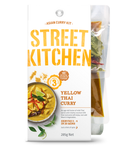 Street Kitchen Asia - Yellow Thai Curry