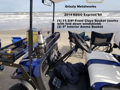 Grizzly Metalworks Stealthy Interior