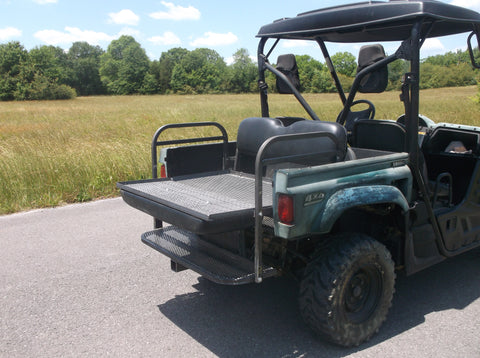 Yamaha Rhino 2004 2012 Or Other Quot Small Bed Quot Utv Side X