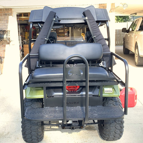 honda pioneer rear flipseat