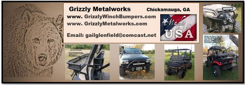 Raw Metal Golf Cart Products | Handfabricated Golf Cart Products