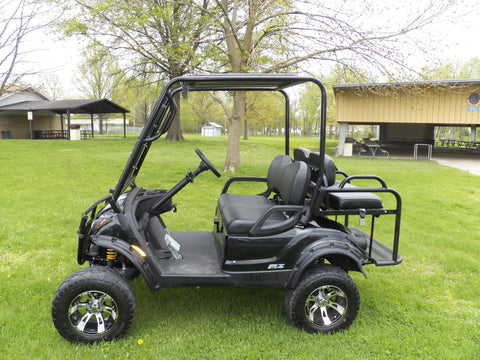 Golf Cart Amp Hunting Cart Accessories Grizzly Metalworks