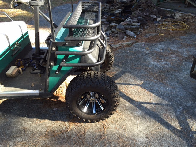 Golf Cart Front Brush Guards | Hunting golf cart accessories