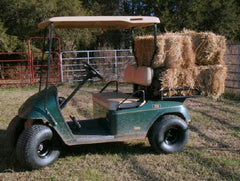 EZGO TXT Golf Cart Rear Big Buck Farm Rack