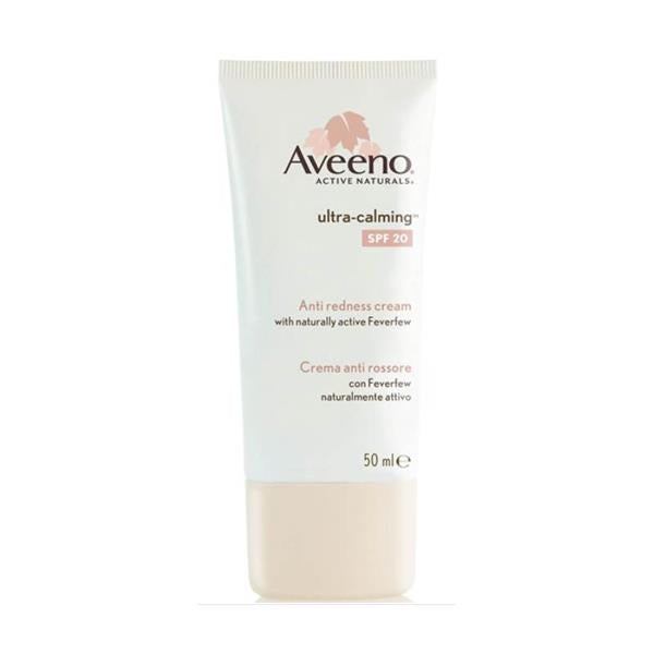 Aveeno Ultra Calming Anti-Redness Cream Spf20 50Ml