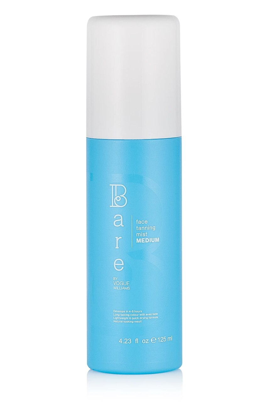 Bare By Vogue Face Tanning Mist Medium 125ML