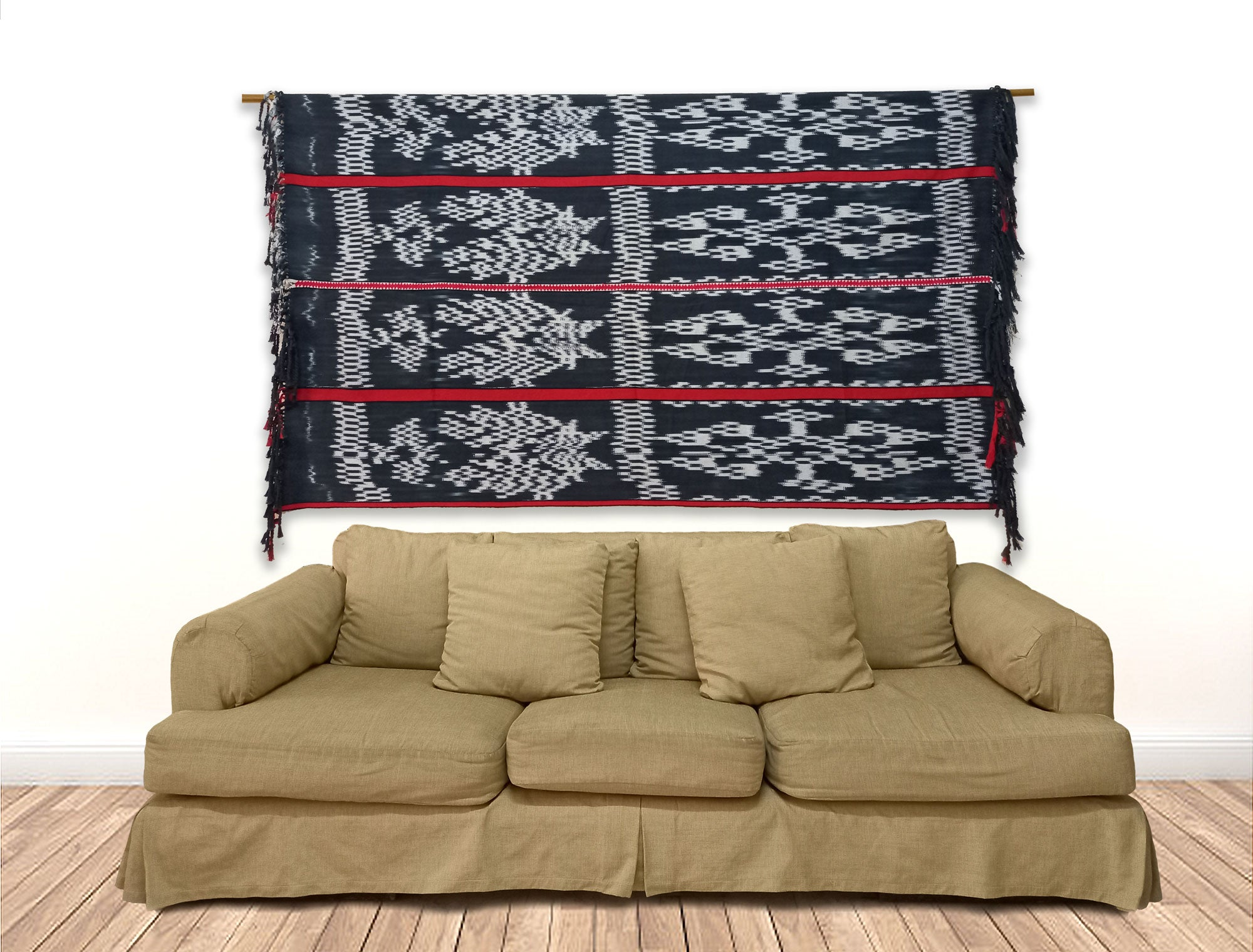 The Hinalupe blanket