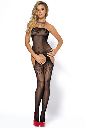 Ymare Seductive Black  Set - EVOLESCENT