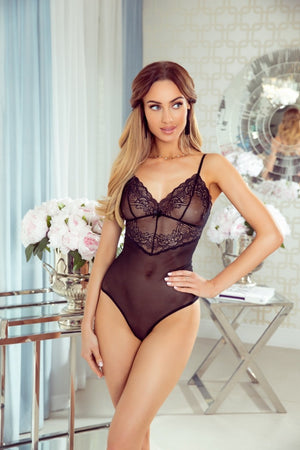 Rose Lovely Shapewear Body - EVOLESCENT