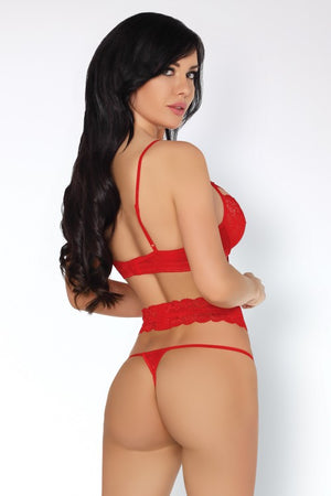 Kamona Sexy, Seductive, And  Sensual Bodysuit - EVOLESCENT