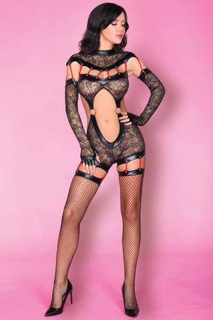 Sakura Very Exposing Bodystocking - EVOLESCENT