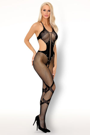 Bituinam Sensual Cut-Out Black Body - EVOLESCENT
