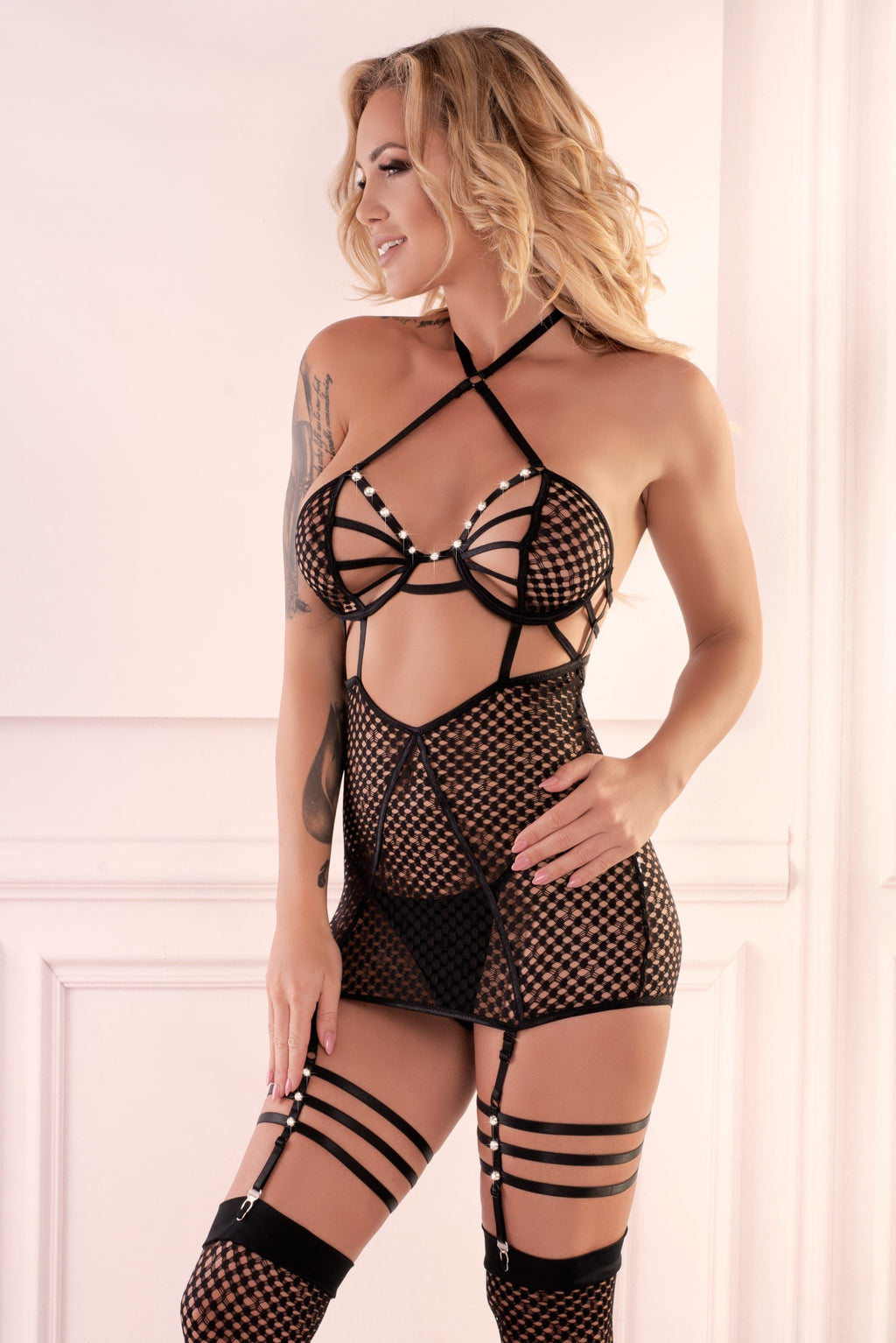Alvani Sensual And Original Sexy Lingerie - EVOLESCENT